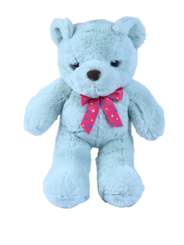 DukieKooky Turquoise Blue Teddy Bear Soft Toy