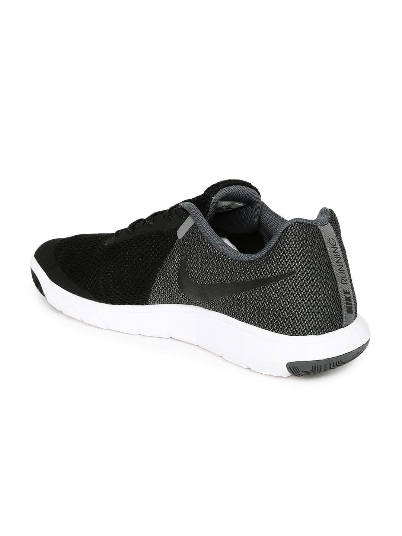 69a3ebb5c88077 Buy Nike Men Black Flex Experience RN 5 Colourblocked Running Shoes ...