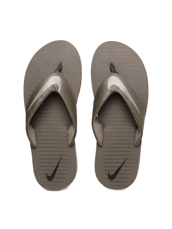 b5609d11d96b Buy Nike Men Brown Printed Chroma Thong 5 Flip Flops - Flip Flops ...