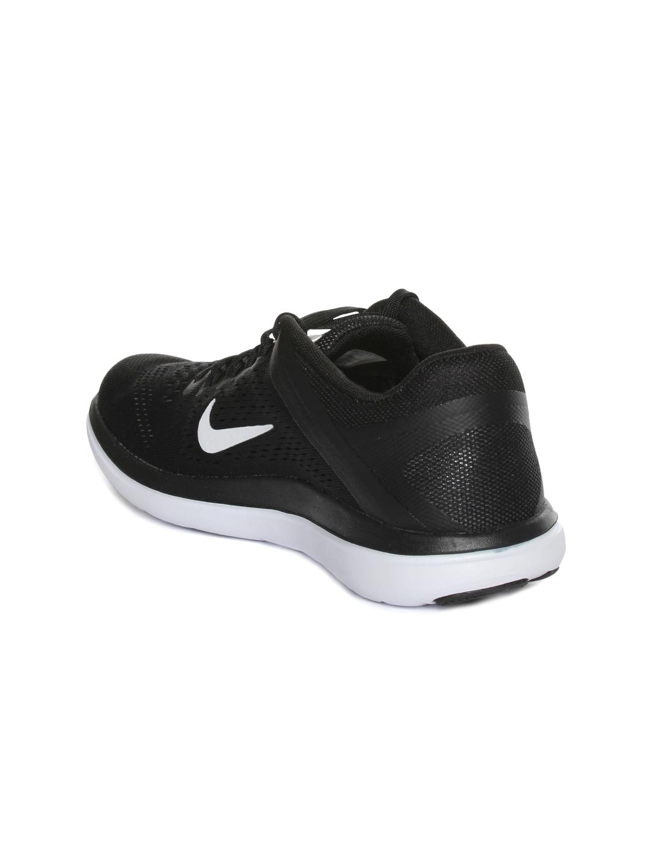 c0b9f1e707ed8 Buy Nike Women Black Flex 2016 Running Shoes - Sports Shoes for ...
