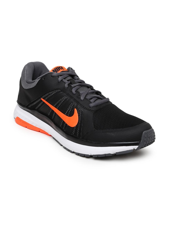 36422693889f Buy Nike Men Black Dart 12 MSL Running Shoes - Sports Shoes for Men ...