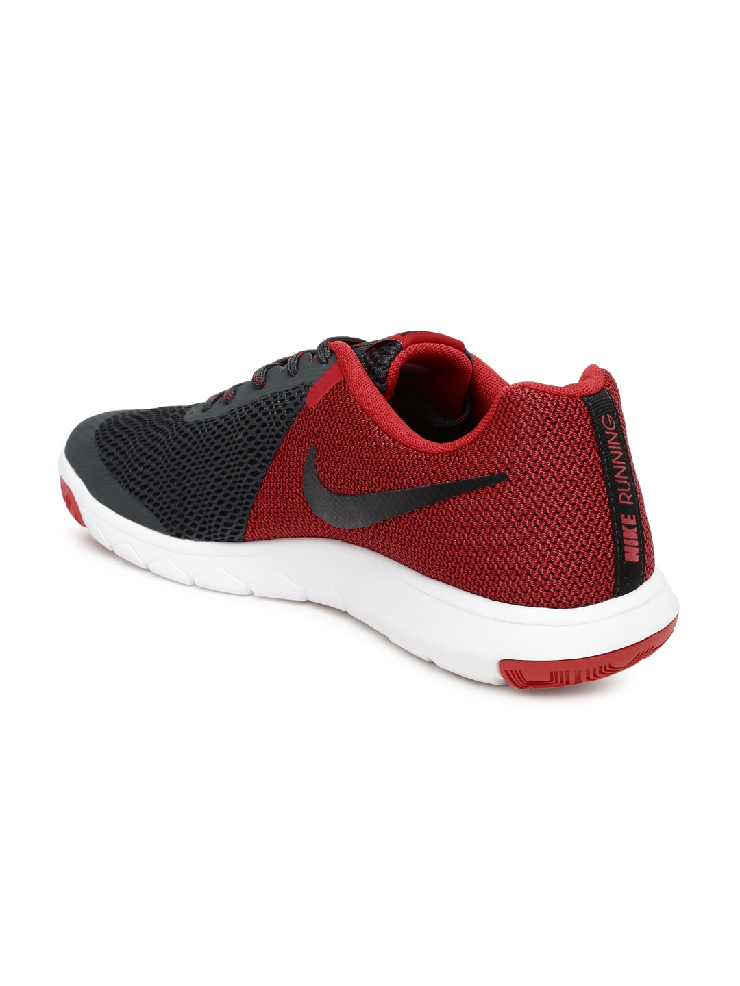 a71d9be64f03 Buy Nike Men Charcoal Grey   Red Flex Experience RN 5 Running Shoes - Sports  Shoes for Men 1547947