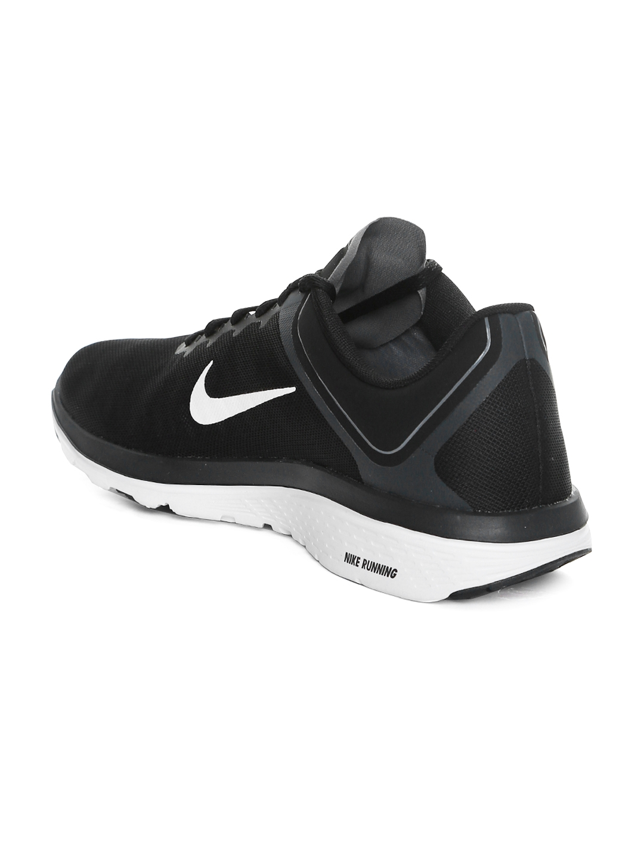 ffb625cbdedf Buy Nike Men Black FS Lite Run 4 Running Shoes - Sports Shoes for Men  1547975