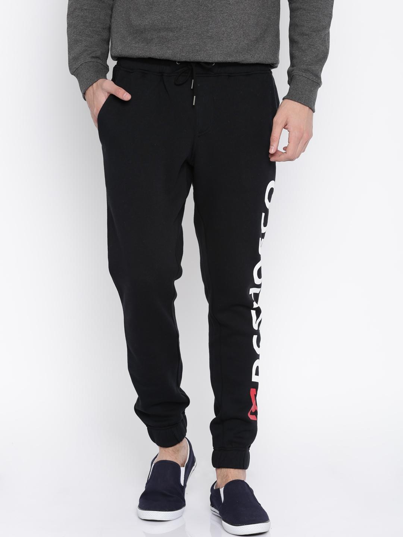 66408050 Buy DC Black Track Pants - Track Pants for Men 1548579 | Myntra