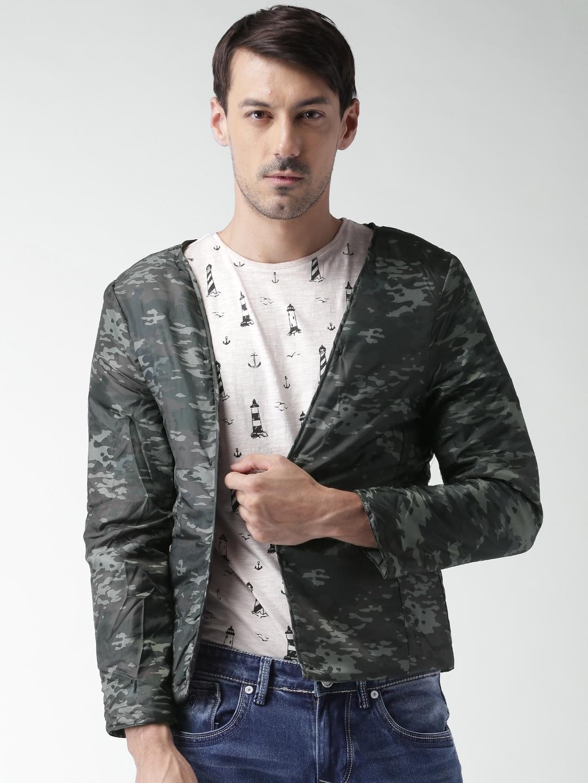 1aa0866e30 Buy ALCOTT Navy Reversible Jacket - Jackets for Men
