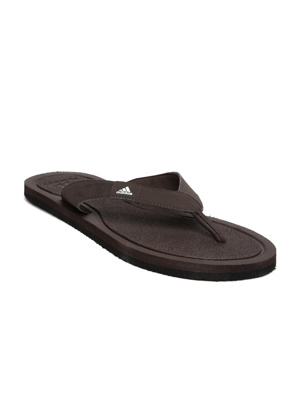 e5841289b86e Buy ADIDAS Men Brown Stabile Flip Flops - Flip Flops for Men 1565996 ...