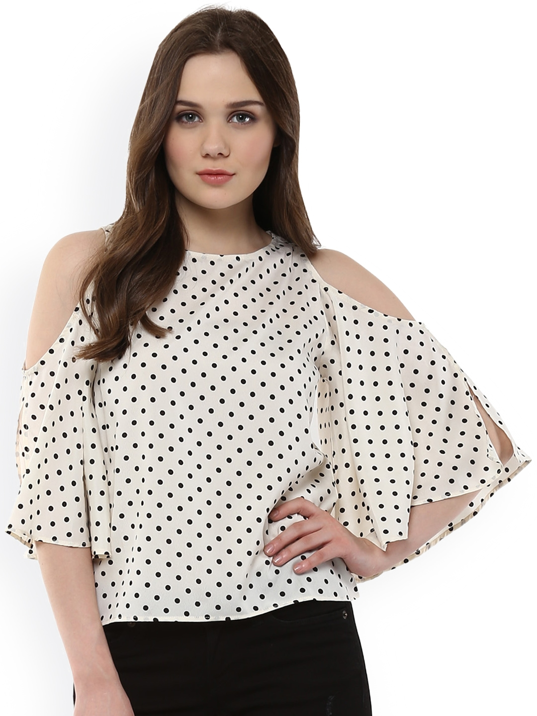 Cold Shoulder Tops - Buy Cold Shoulder Tops Online - Myntra