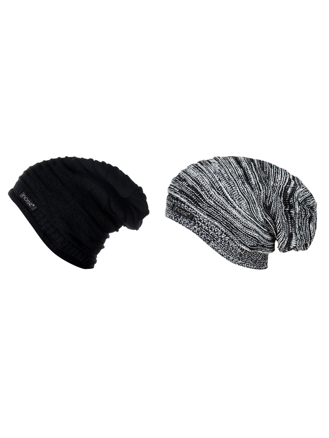 16604fa0e5b Buy NOISE Unisex Set Of 2 Beanies - Caps for Unisex 1573810
