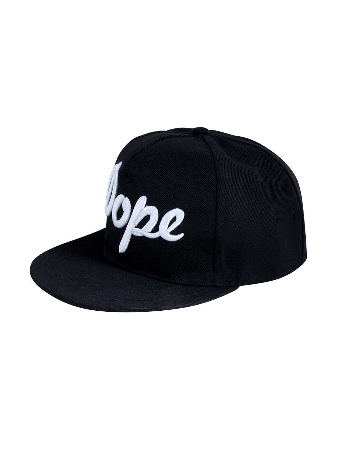 Buy NOISE Unisex Black Snapback Cap With Embroidery - Caps for ... c4e25d17fc0