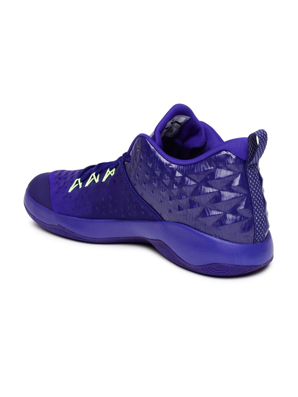 1c70acfdb49 Buy Nike Men Purple Jordan Extra Fly Basketball Shoes - Sports Shoes ...
