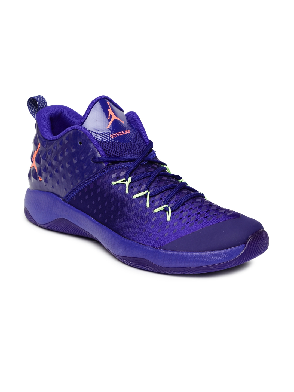 4d53c9e4ed21 Buy Nike Men Purple Jordan Extra Fly Basketball Shoes - Sports Shoes ...