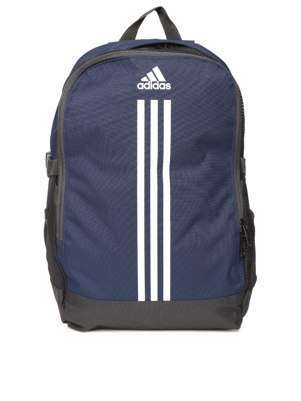 5fae1dd1e5 Snap Adidas Adidas Bp Power Ii Basic Backpack Bookbag Navy Blue ...
