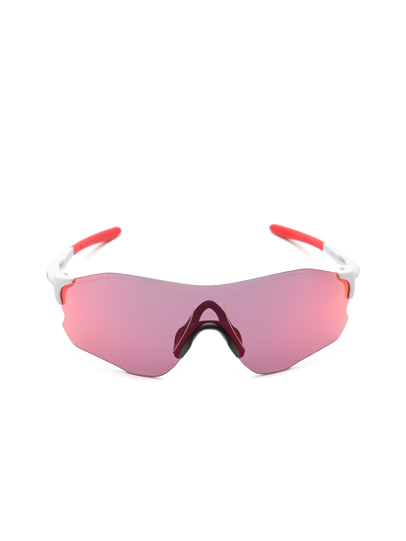 894db3ae739 Buy OAKLEY Men Mirrored Rimless Sports Sunglasses 0OO930893080638 ...