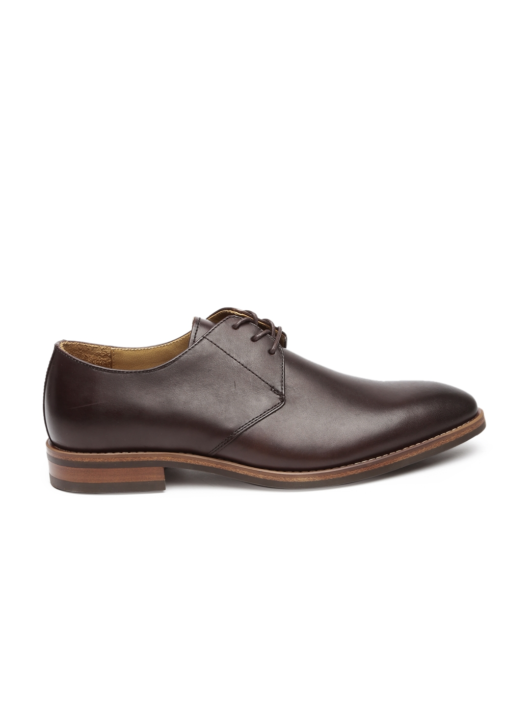 buy aldo brown battolla leather derby shoes formal