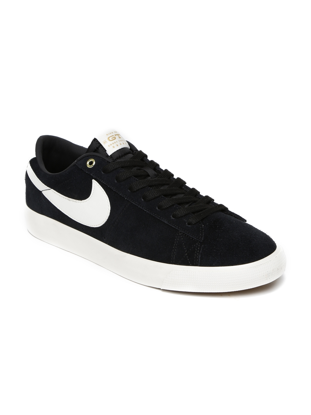 147fc328507e Buy Nike Men Black Blazer Low GT QS Skate Shoes - Casual Shoes for ...