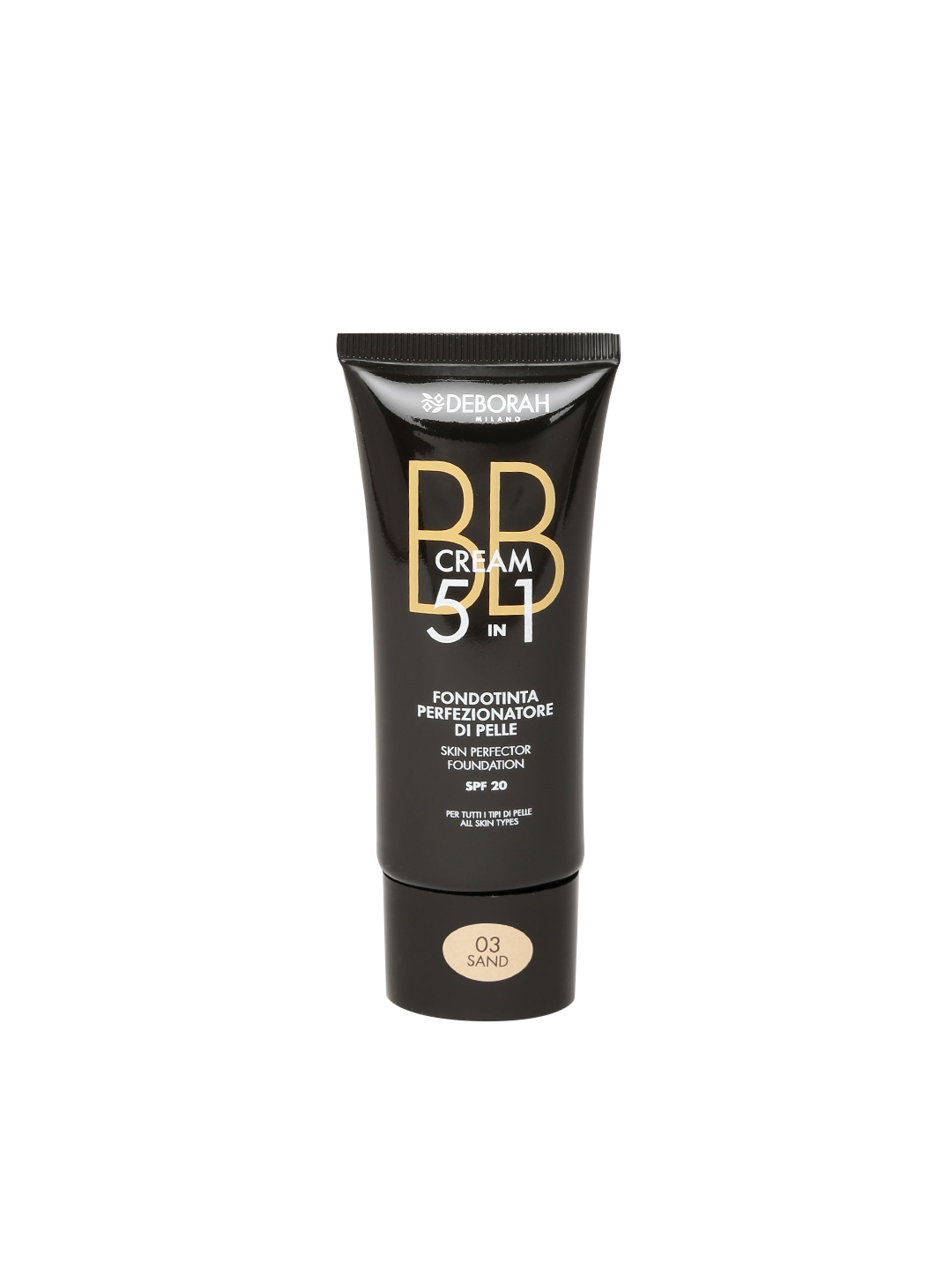 Deborah Milano Sand SPF 20 5 in 1 BB Cream 03 30 ml