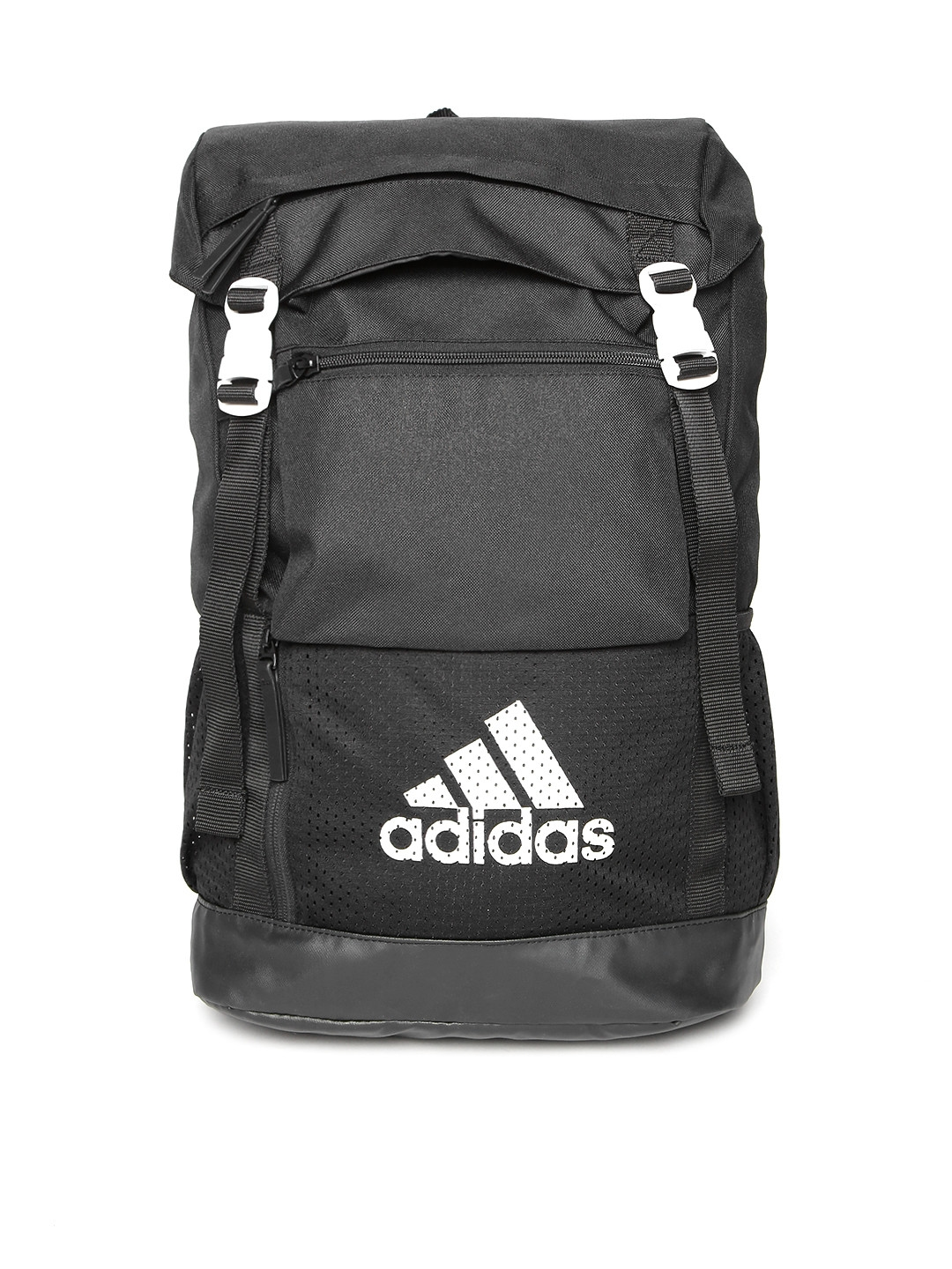 a140a37c61a7 Buy ADIDAS Unisex Black NGA 2.0 M Laptop Backpack - Backpacks for Unisex  1671305