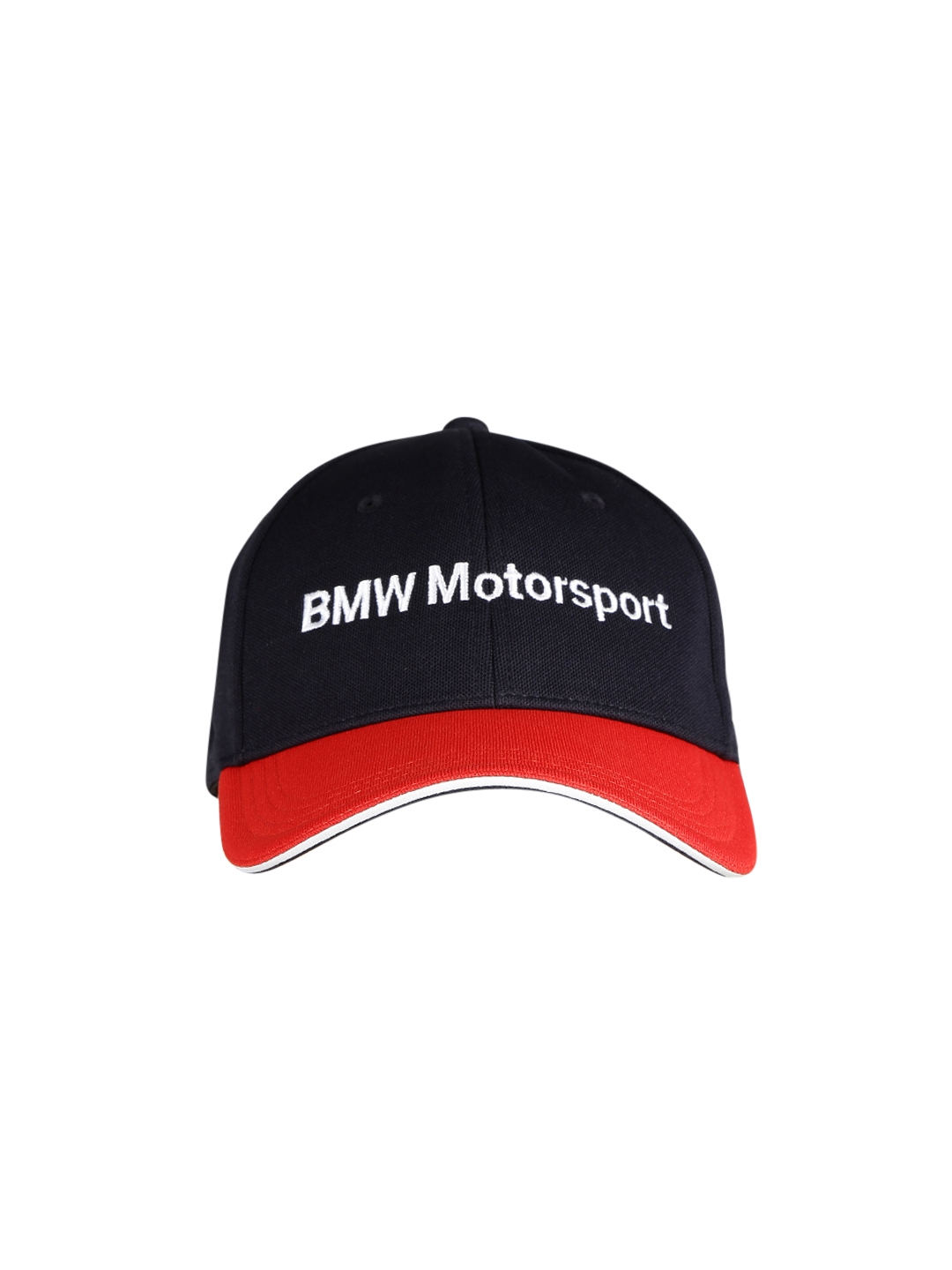 ... coupon for buy puma bmw motorsport unisex navy blue red cap caps for  unisex 1673137 myntra ... d8c70aed027c