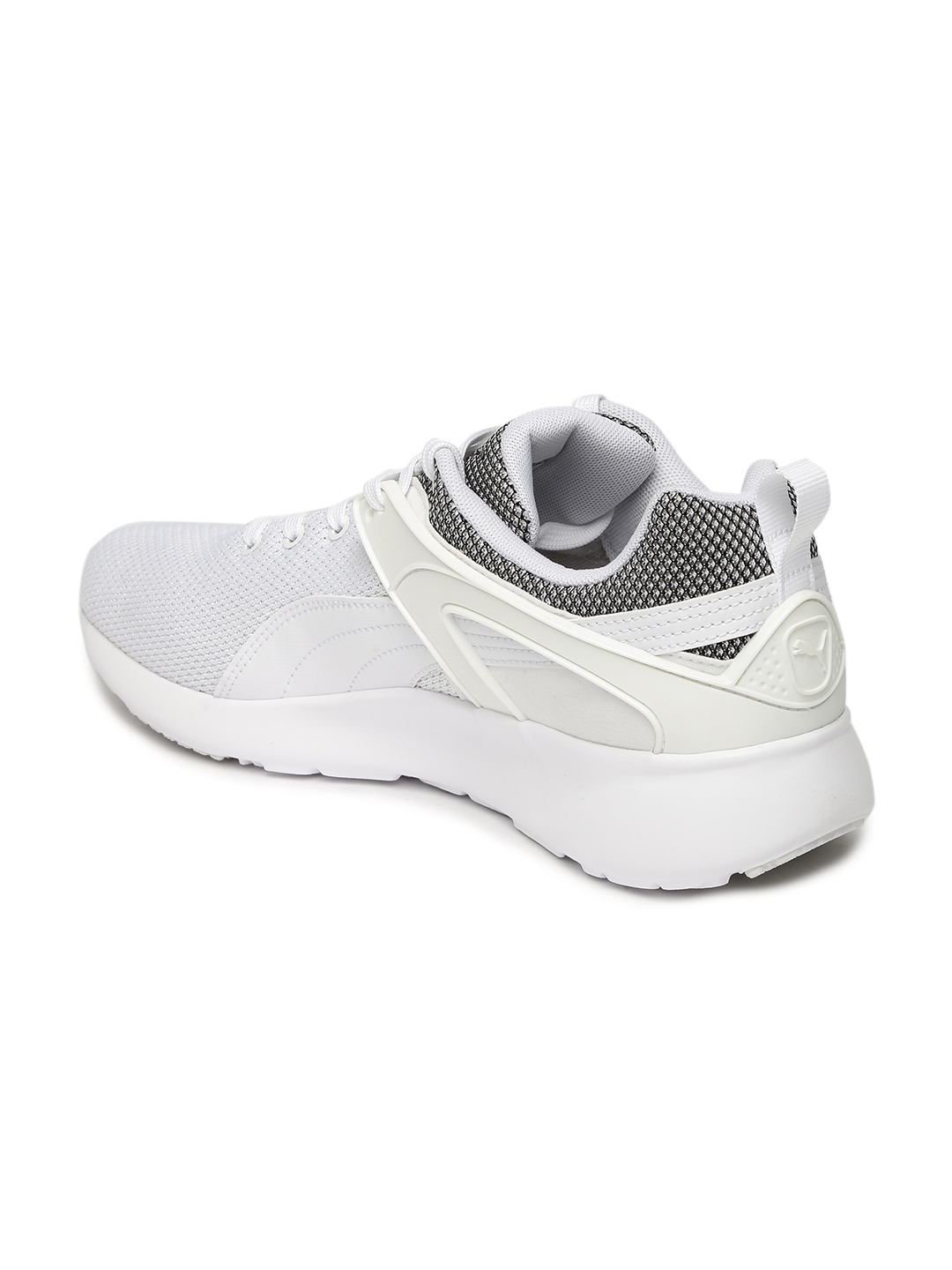 df6086db725 Buy Puma Men Off White Solid Aril Blaze Sneakers - Casual Shoes for ...