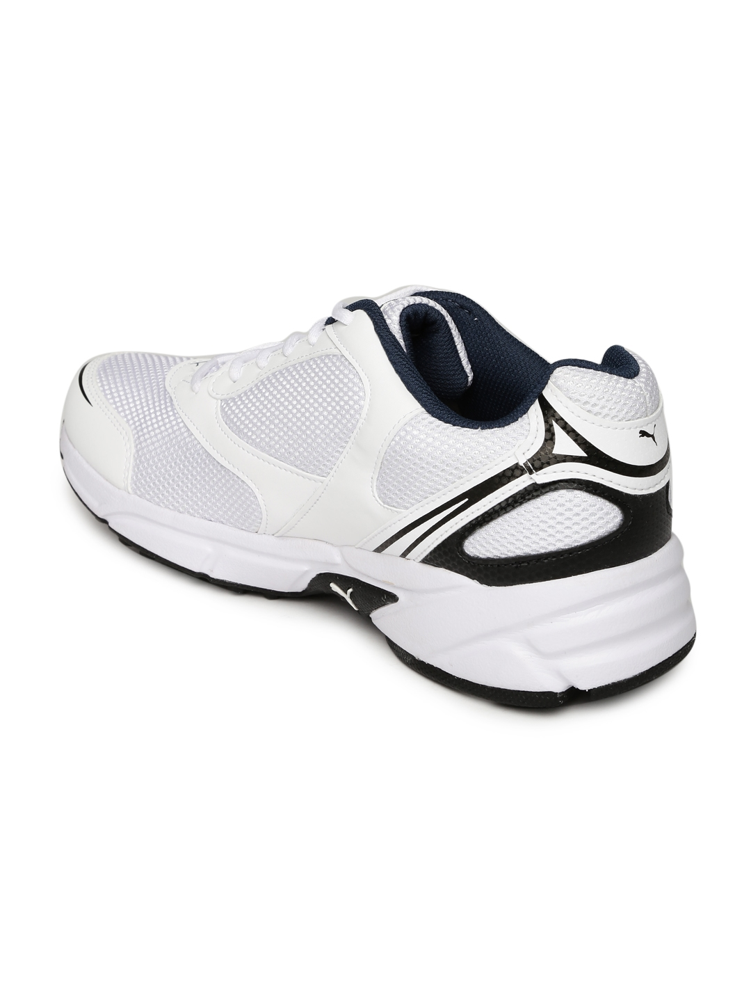 01ebaf4214a0 Buy Puma Men White Aron Ind. Running Shoes - Sports Shoes for Men ...