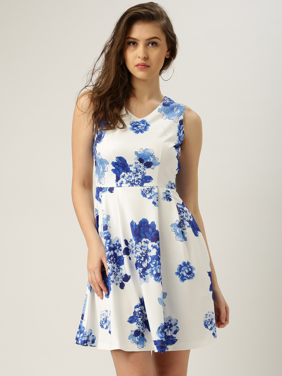 Buy all about you from deepika padukone white blue floral print image izmirmasajfo