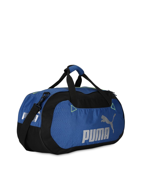 e8dfc0809ff0 Buy PUMA Women Blue Duffel Bag - Duffel Bag for Women 1682788