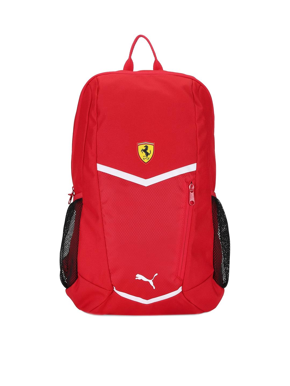 c33825c1d8 Buy PUMA Unisex Red Ferrari Fanwear Backpack - Backpacks for Unisex 1682815