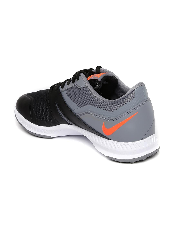 091babd805d0 Buy Nike Men Black   Grey Air Epic Speed Training Shoes - Sports Shoes for  Men 1694862