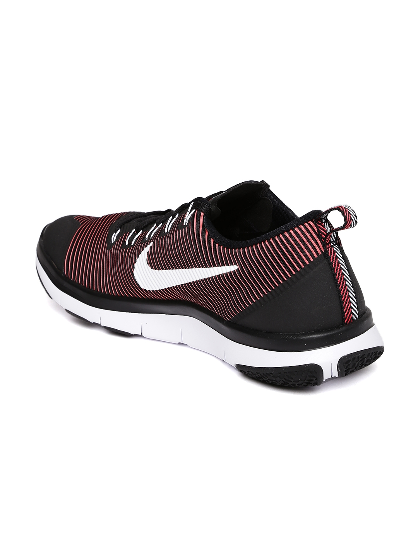 3f4df731d54d2 Buy Nike Men Pink   Black Free Train Versatility Training Shoes ...