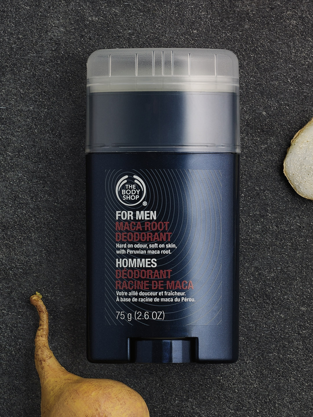 The Body Shop Men Maca Root Deodorant Stick