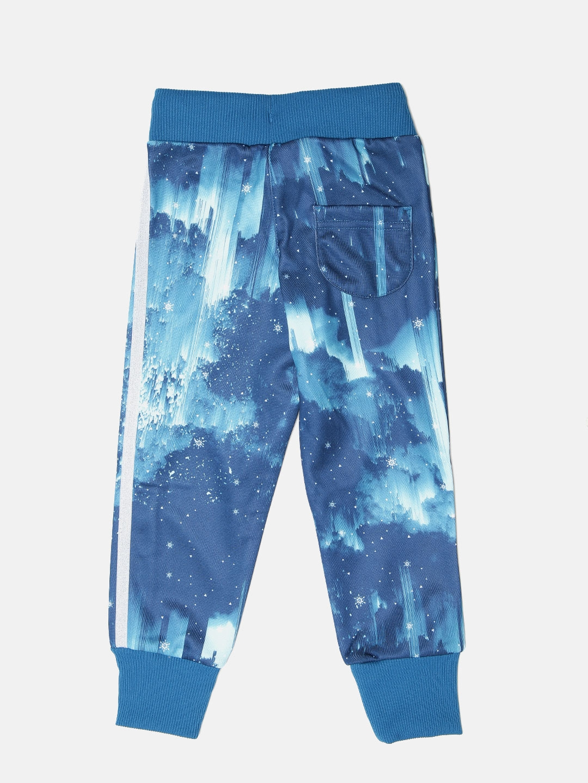 218ae9778f Buy ADIDAS Disney Frozen Girls Blue Printed LK DYQ ELSA Track Pants ...