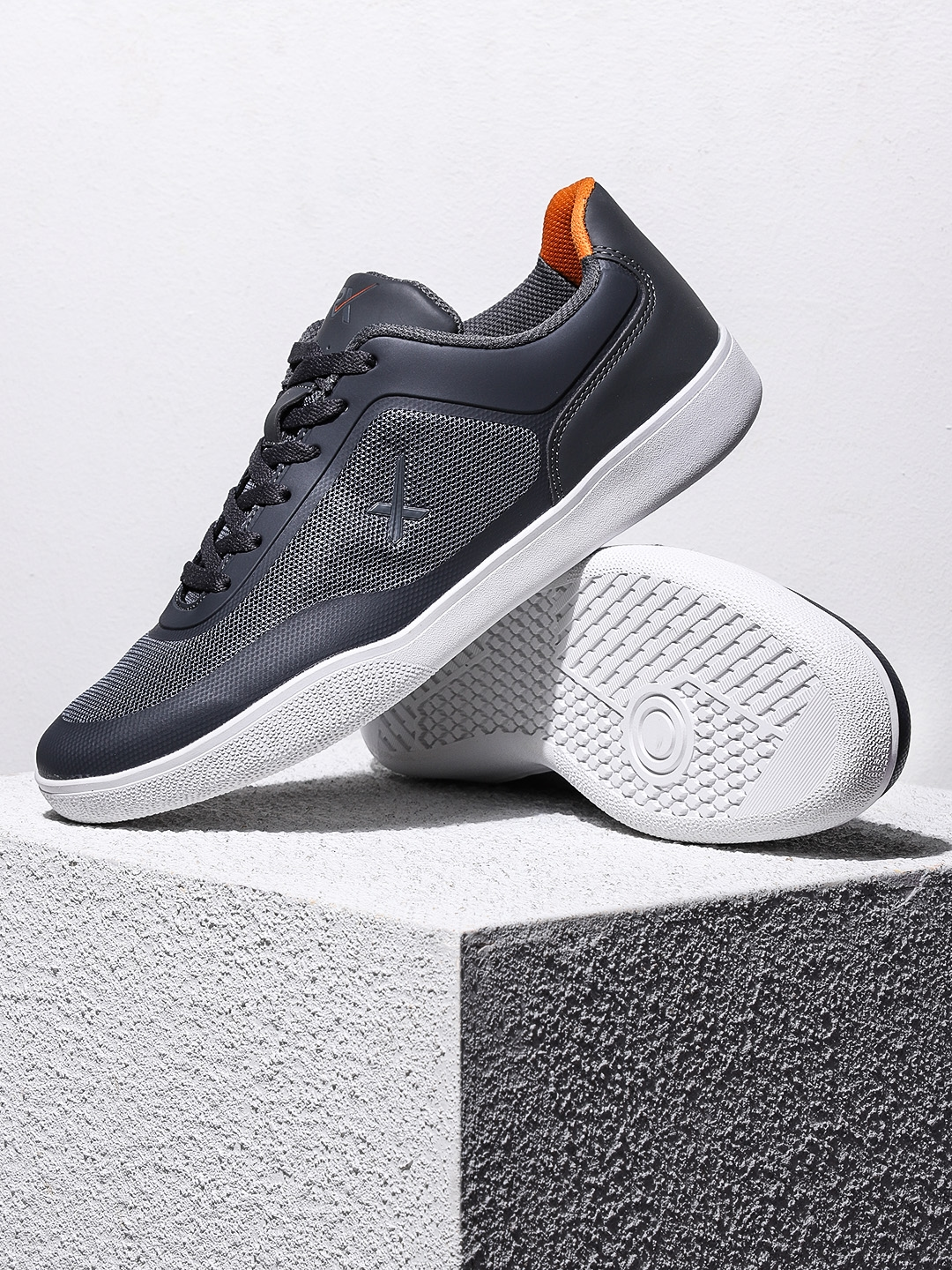 41292efe4 Buy HRX By Hrithik Roshan Men Pro Grey Sneakers - Casual Shoes for ...