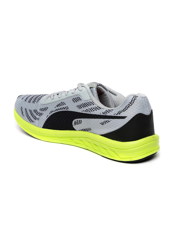 79ec2447e76 Buy PUMA Men Grey Meteor IDP Running Shoes - Sports Shoes for Men ...