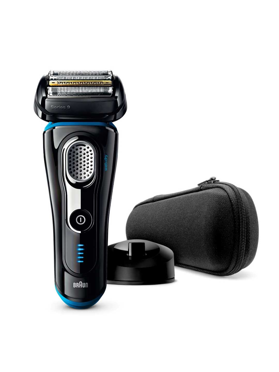 Braun Men Series 9 Wet   Dry Hair Shaver with charging stand 9240s
