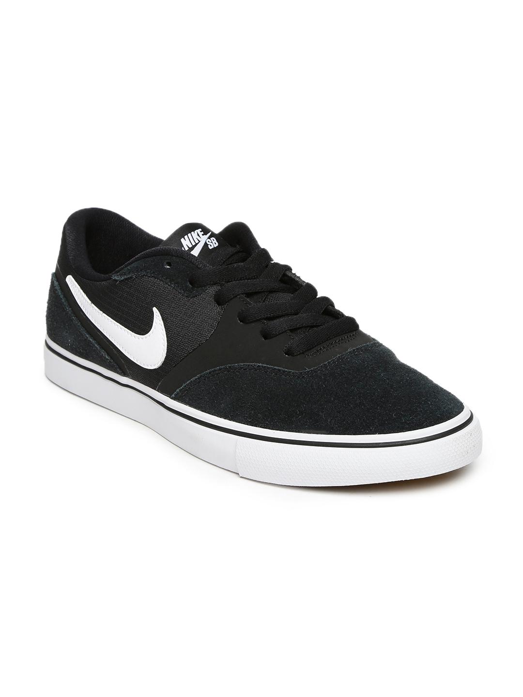 325a365a874 Buy Nike Men Black PAUL RODRIGUEZ 9 VR Suede Skate Shoes - Casual ...