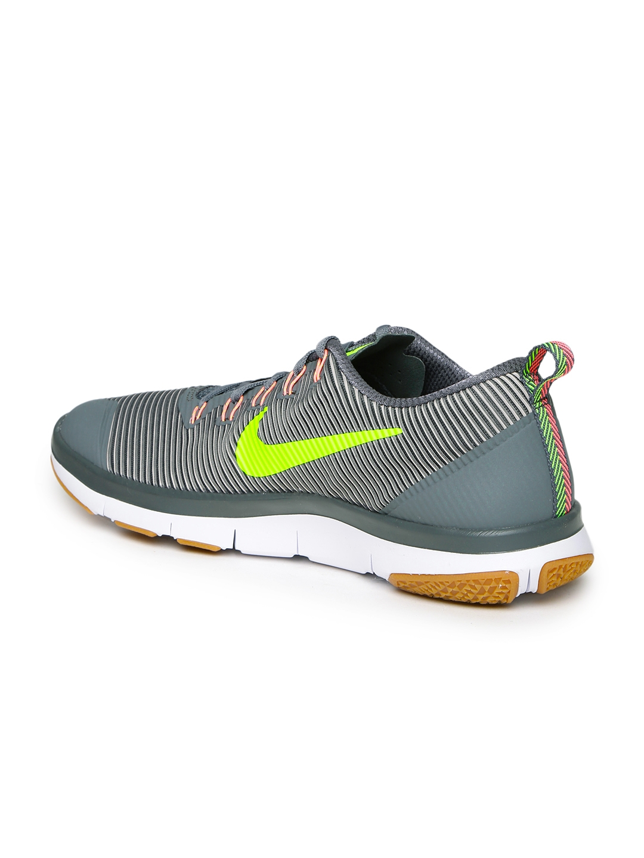 f94988e23afa9 Buy Nike Men Grey Free Train Versatility Training Shoes - Sports Shoes for  Men 1719390
