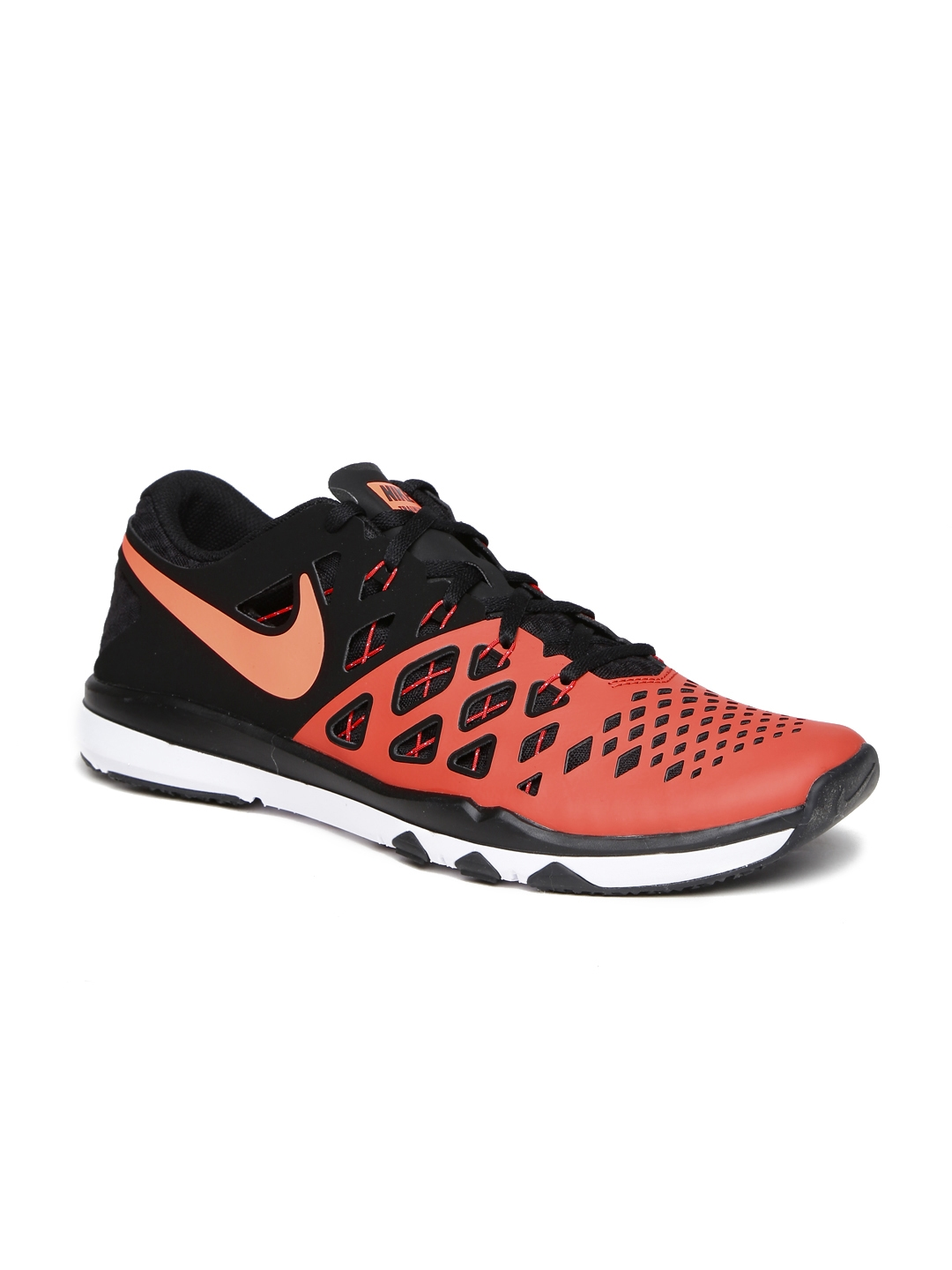 Buy Nike Men Orange Train Speed 4 Training Shoes - Sports Shoes for ... 11c0b2380