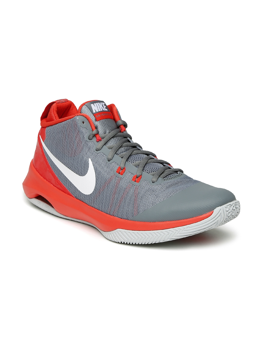406b6ae08a90 Buy Nike Men Grey Air Versatile Basketball Shoes - Sports Shoes for ...