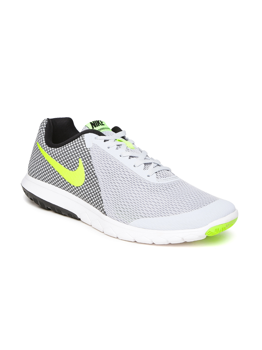 1f0e7e51c2e6 Buy Nike Men Grey Flex Experience RN 6 Running Shoes - Sports Shoes ...