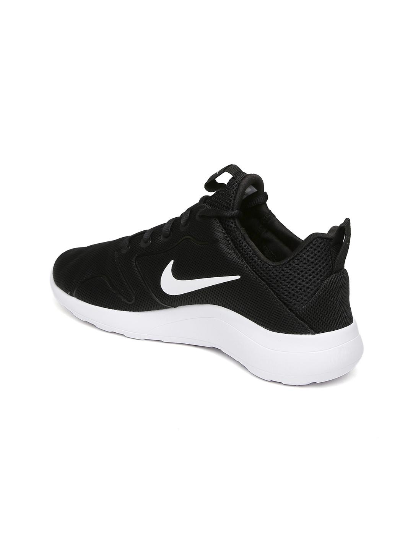 low priced 5289c 21ea6 Nike Women Black Kaishi 2.0 Sneakers