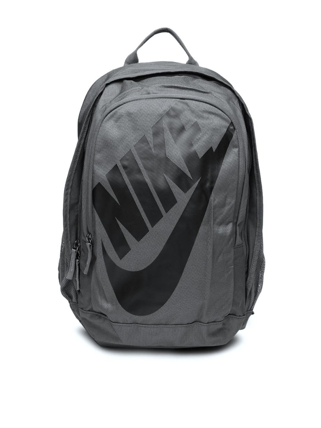Buy Nike Unisex Charcoal Grey Hayward Futura 2.0 Printed Backpack -  Backpacks for Unisex 1723864  f699a44796797