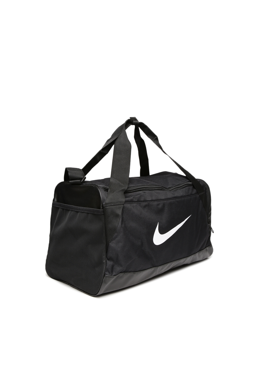 363402e3135b Buy Nike Unisex Black Brasilia Duffel Bag - Duffel Bag for Unisex ...