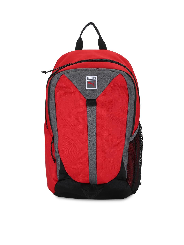 1492de02b03b Buy PUMA Unisex Red Backpack - Backpacks for Unisex 1728720
