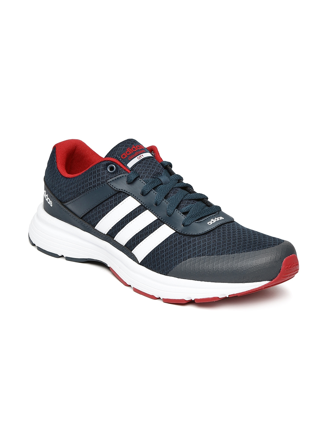 buy popular 8ef29 c6e97 ADIDAS NEO Men Navy Cloudfoam VS City Sneakers