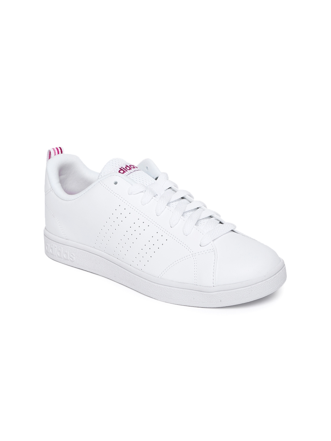 501796de7c95 Buy ADIDAS NEO Women White VS ADVANTAGE CLEAN Sneakers - Casual ...