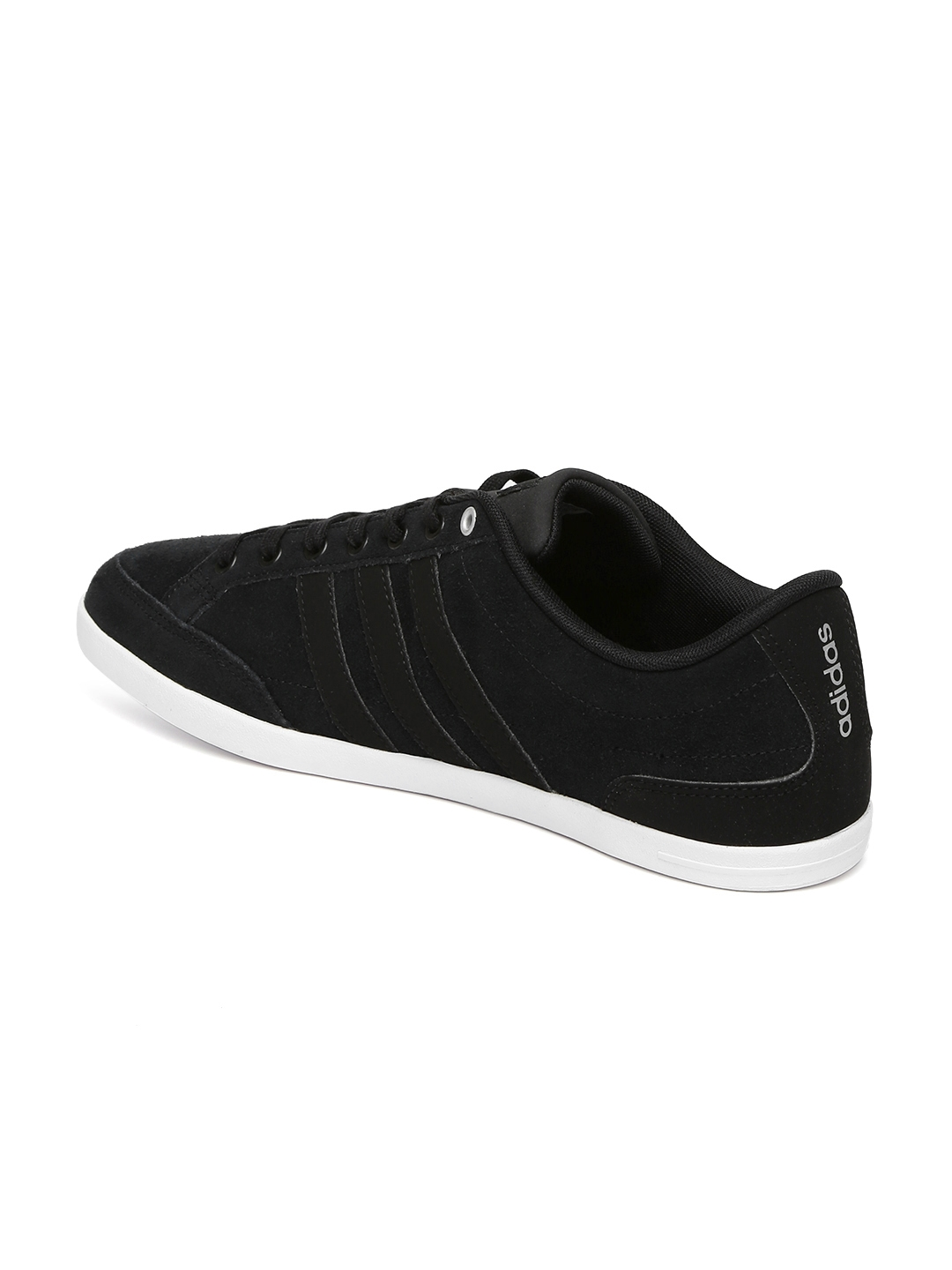 hot sale online db109 1a208 ADIDAS NEO Men Black CAFLAIRE Sneakers