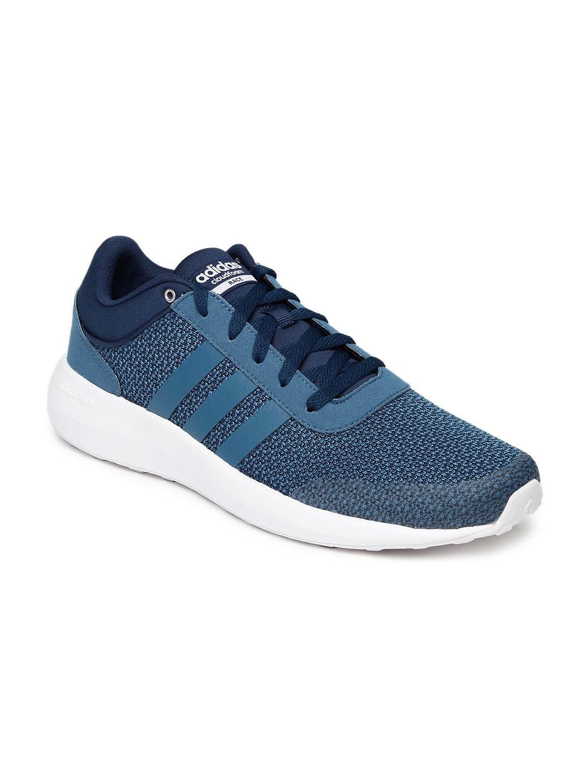 721e1f5a1b5 Buy ADIDAS NEO Men Blue Cloudfoam Race Sneakers - Casual Shoes for ...