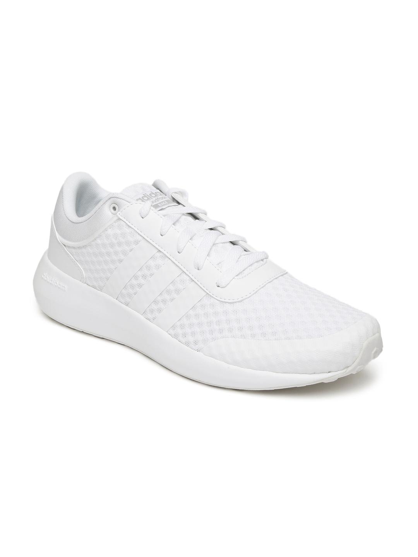 adidas cloudfoam race white buy clothes shoes online