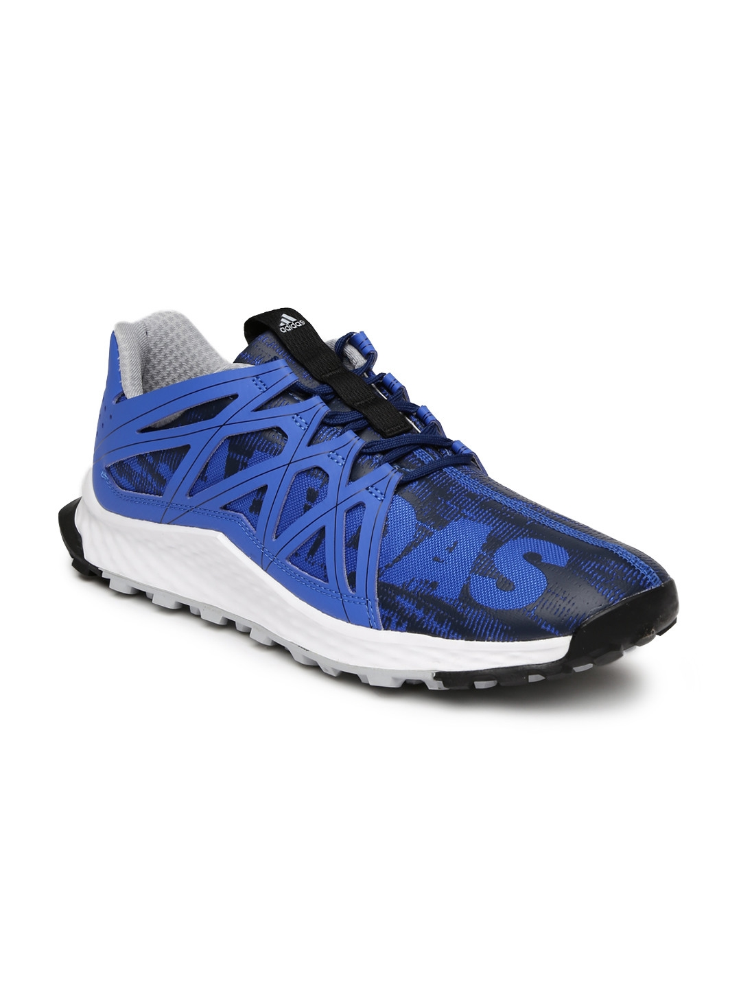 4c1c5799f489c Buy ADIDAS Men Blue VIGOR BOUNCE Running Shoes - Sports Shoes for ...