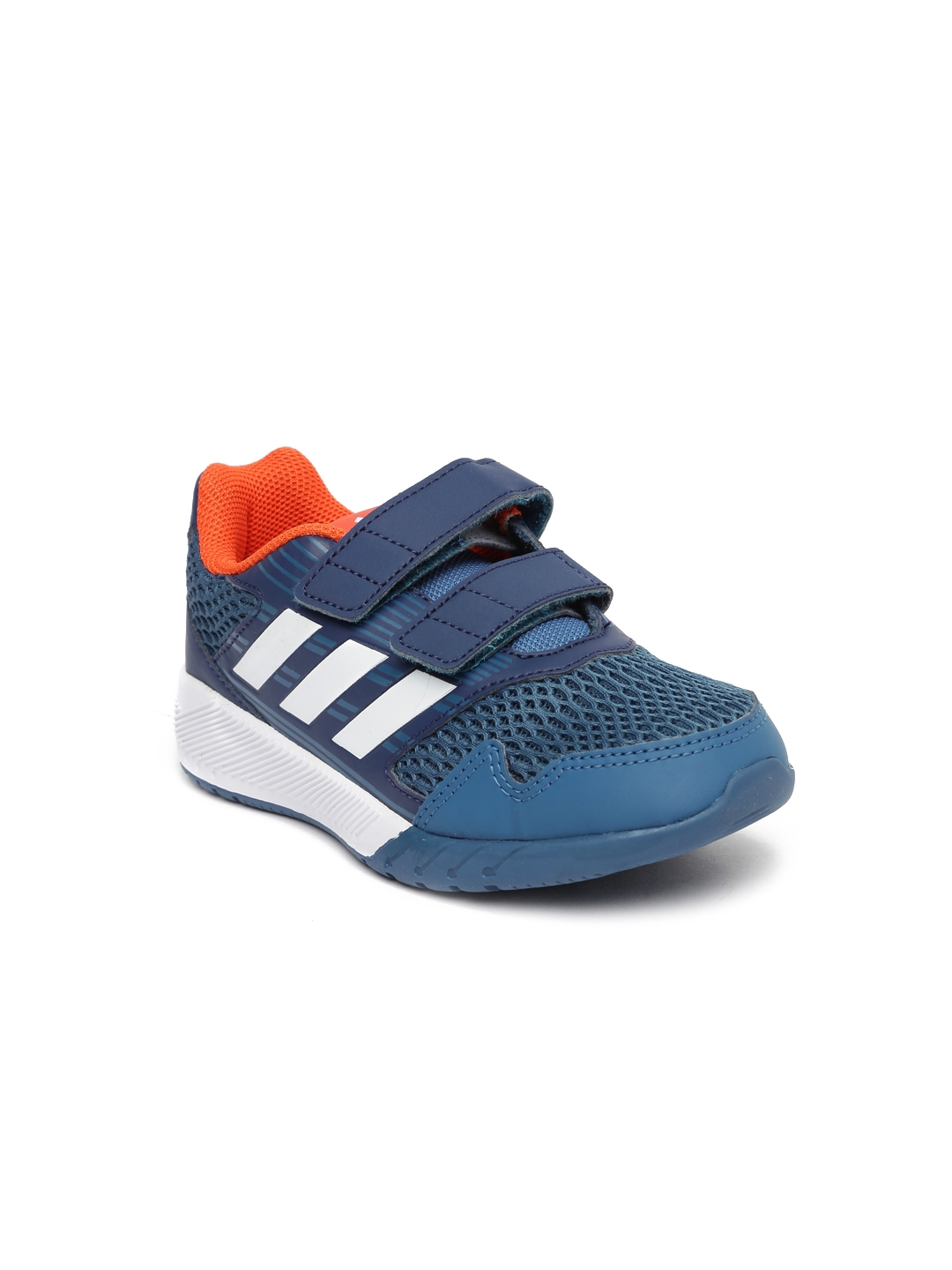 best sneakers 03382 58ad0 ADIDAS Kids Navy Altarun CF Running Shoes